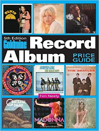 Goldmine Record Album Price Guide, 5th Edition