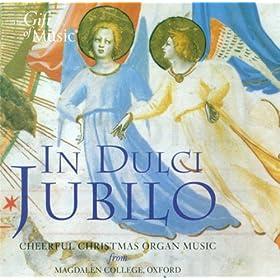Organ Recital: Souter, Martin - Bach, J.S. / Adam, A. / Ireland, J. / Ives, C. (In Dulci Jubilo - Christmas Organ Music From Magdalen College, Oxford)