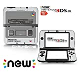 Ci-Yu-Online VINYL SKIN [new 3DS XL] - Super Famicom - Limited Edition STICKER DECAL COVER for NEW Nintendo 3DS XL / LL Console System - Super Famicom