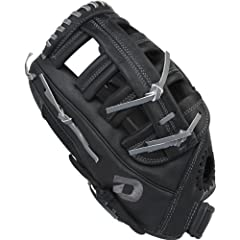 Buy DeMarini Diablo Dark A0725 725 series 14 leather baseball softball glove NEW by DeMarini