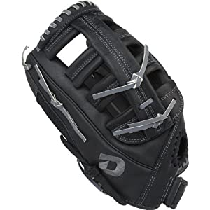Wilson 14 Demarini Dark Adult Baseball Glove by DeMarini