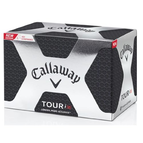 Callaway Tour iZ Golf Balls (12-Pack)