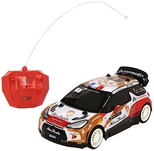 Mondo Motors 63208 - Radiocomandato Citroen DS3 WRC, Scala 1:16