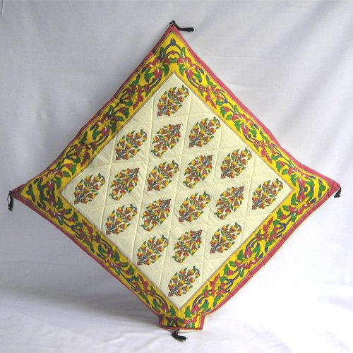 5 Pcs Handmade Home Decorating Inexpensive Printed Foam Cushion Covers (Free Shipping) cucs0022