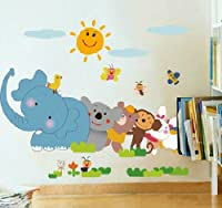 Liroyal Wall Stickers With Decor Decal Art from Liroyal