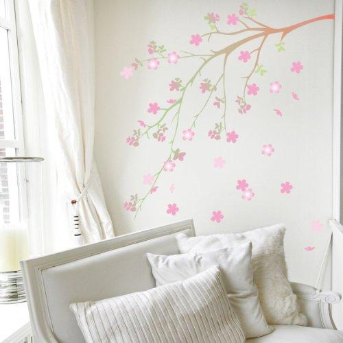 Pesco- Adesivi Murali - Wall Stickers per la decorazione della casa e delle camerette