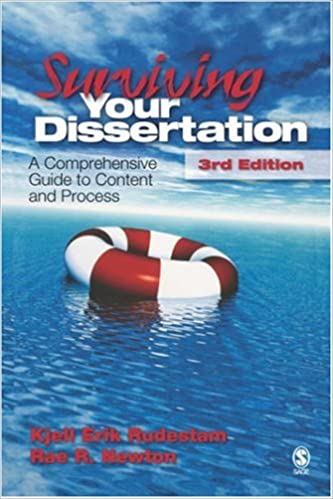 Surviving Your Dissertation | Medical books free