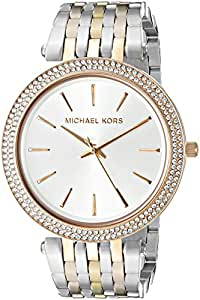 Michael Kors Women's MK3203 Darci Tri-Tone Watch