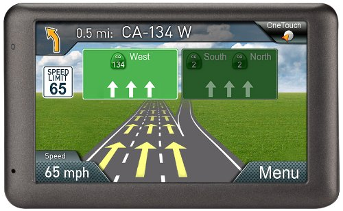 "Magellan RoadMate 6230-LM 5"" GPS Navigator Plus Dashcam All-In-One"