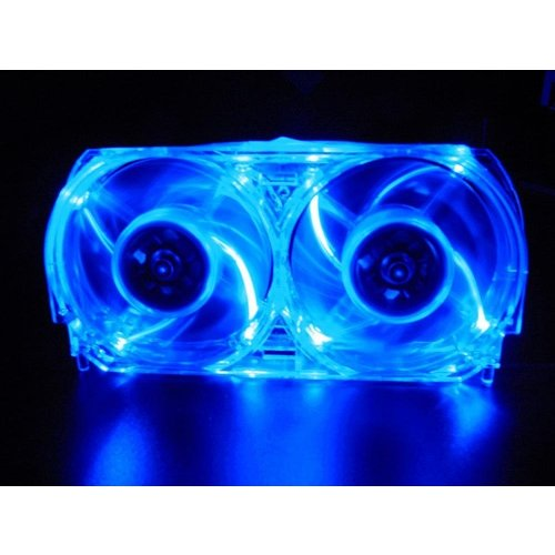 Talismoon Whisper Fan for Xbox 360, in Blue (Xbox Fan Replacement compare prices)