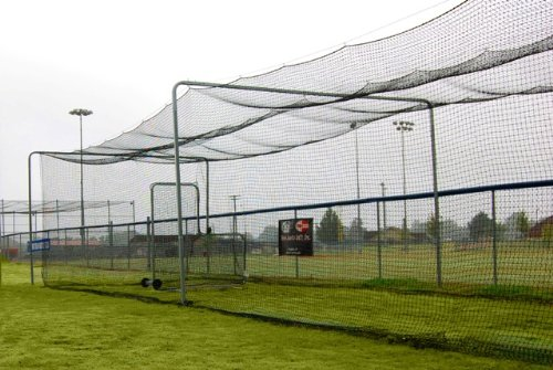 Trigon Sports Procage #24 Batting Tunnel Net, 55 x 12 x 12-Feet