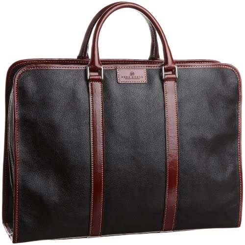 [デュモンクス] Deux Moncx BRIEFCASE L 01K*73043 73 (CHOCOLATE)