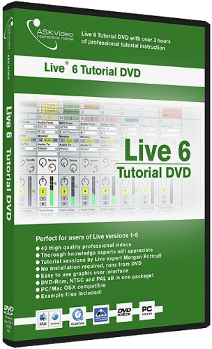 Review Of Ask Video Live Tutorial DVD for PC and Mac