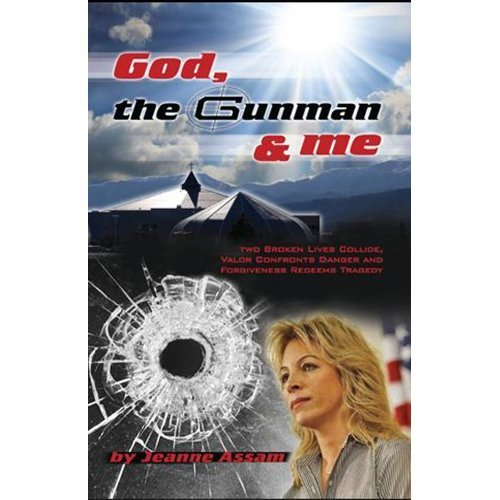 Image for God, the Gunman & Me