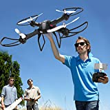 Voomall JJRC H28 2.4GHz 4Ch 6-Axis Gyro Drone Headless Mode CF mode One Key Return 360-degree 3D Rolling RTF RC Quadcopter