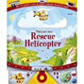 The Rescue Helicopter (Story Book) by Tide Mill Press