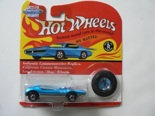 Hot Wheels Hottest Metal Cars in the World #5708 Splittin Image