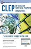 img - for CLEP  Information Systems & Computer Applications Book + Online (CLEP Test Preparation) book / textbook / text book
