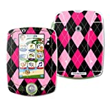 Argyle Style Design Protective Decal Skin Sticker (High Gloss Coating) For Leap Frog Leap Pad2 Explorer Learning Tablet