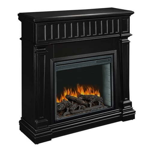 Pleasant Hearth Ballard Providence Black Electric Fireplace image B005G6TMSO.jpg