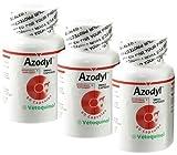 Azodyl 3PACK (180 Small Capsules) By Vetoquinol
