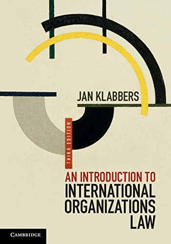 PDF⋙ An Introduction to International Organizations Law by