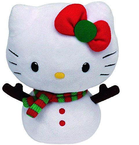 Ty Hello Kitty - Snowgirl