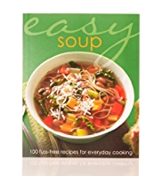Easy Soup Recipe Book