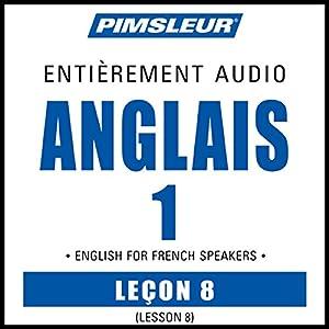 ESL French Phase 1, Unit 08 Audiobook