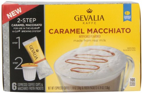 Gevalia, K-Cup Single Serve Coffee, 12 Count,