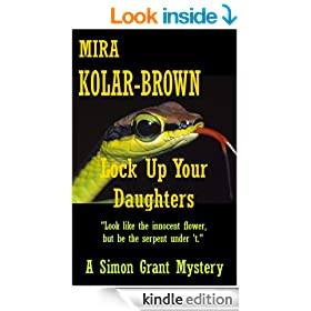 LOCK UP YOUR DAUGHTERS (Simon Grant Mysteries Book 2)