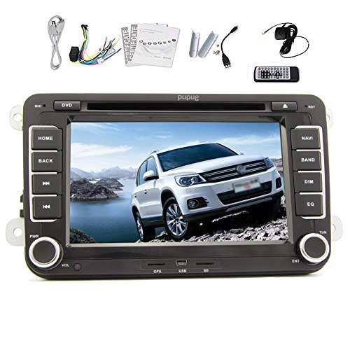 In-Dash-7-Zoll-Digital-Touchscreen-DVD-Spieler-GPS-Navigationssystem-mit-BT-iPod-Fr-VW-Volkswagen-Golf-Amarok-T5-Jetta-EOS-Caddy-Polo-mit-kosten-CANBUS