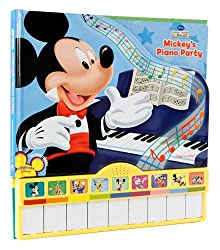 Mickey Mouse Clubhouse Piano Sound Book: Mickey's Piano Party
