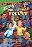 img - for Ballpark Mysteries #1: The Fenway Foul-up (A Stepping Stone Book(TM)) book / textbook / text book