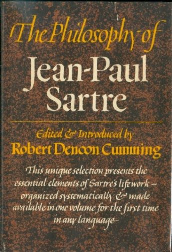 The Philosophy of Jean-Paul Sartre