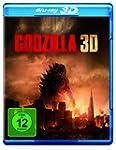 Godzilla [3D Blu-ray]