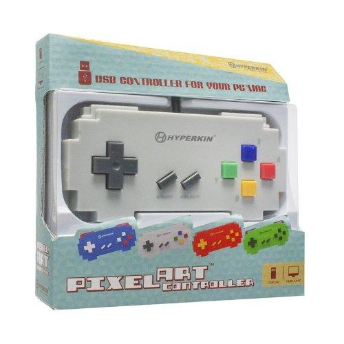 PC/Mac専用 Pixel Art Controller 【グレー】 ピクセルアートコントローラー USB 北米輸入品
