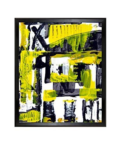 Elwira Pioro Untitled II Framed Print On Canvas, Multi, 26.5″ x 22.5″