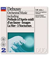 Debussy: Orchestral Music (2 CDs)