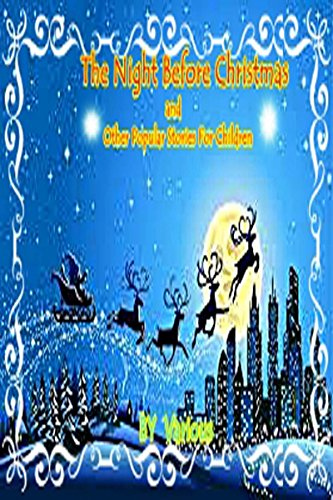 Various - The Night Before Christmas and Other Popular Stories For Children