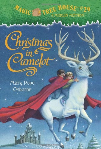 Magic Tree House #29: Christmas in Camelot (A Stepping Stone Book(TM)) (Magic Tree House (R) Merlin Mission)