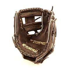 Mpowered I- Web Cow Pig Baseball Glove, 11-Inch, Right Handed Throw by M^POWERED BASEBALL