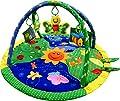 Baby Light & Musical Garden Bug Play Mat Playmat Activity Gym Toy