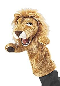 Lion Stage Puppet by Folkmanis Puppets
