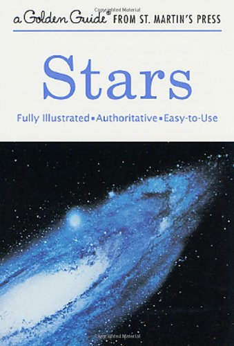 Stars (Golden Field Guide Series)