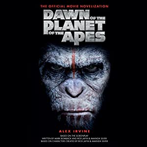 Dawn of the Planet of the Apes Audiobook