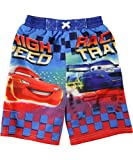Disney Cars High Speed Swim Trunks (Sizes 2T - 4T)