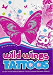 Wild Wings Temporary Tattoos - 50+ ta...