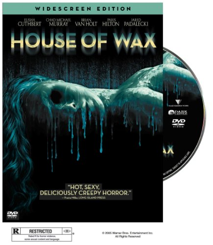 Cover art for  House of Wax (Widescreen Edition)