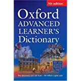 Oxford Advanced Learner's Dictionary, Seventh Edition: Paperback with Compass CD-ROMby A. S. Hornby